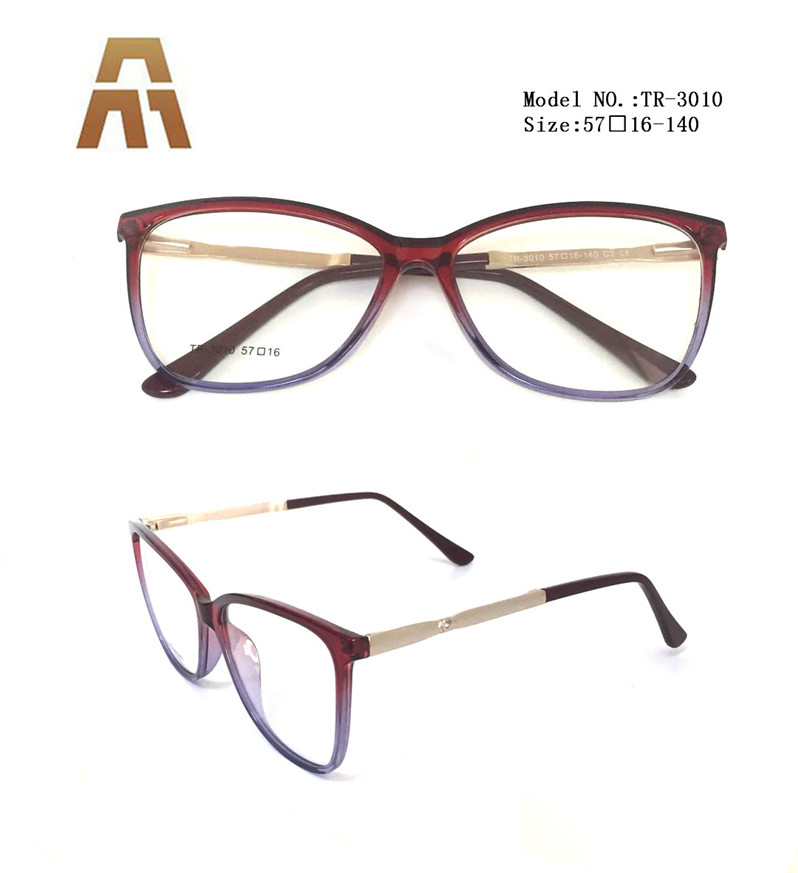 TR-3010.Latest fashion optical frame,unisex optical frame,acetate optical frame glasses