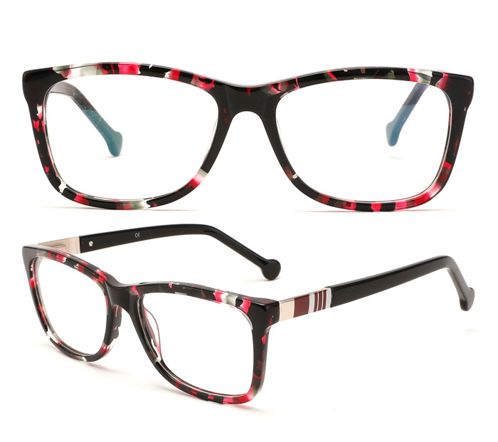 1-6. Acetate frames-Series 1: